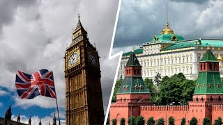 UK & Russia embroiled in largest spy scandal since Cold War as London expels 23 diplomats