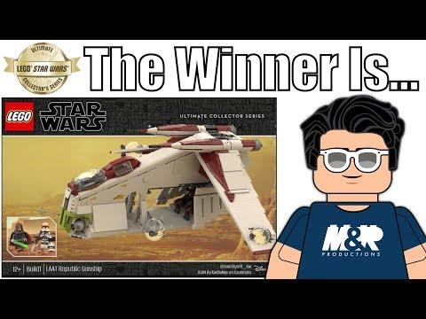 LEGO Star Wars 2021 UCS REPUBLIC GUNSHIP?