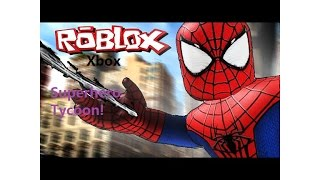 Roblox XBOX - Superhero Tycoon - With TheDarkone444