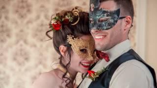 Свадьба в стиле венецианского карнавала