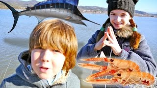 #Влог: Адриан Игро Бой и Света Лучшие Подружки. Едем за рыбой! Детское видео.