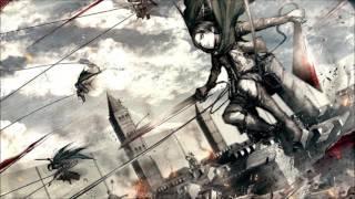 Attack On Titan Season 2 OP - Shinzo Wo Sasageyo! (Extended/Looped/Fulli)