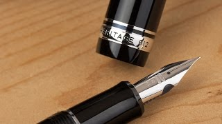 Pilot Custom Heritage 912 Fountain Pen with FA Nib Review