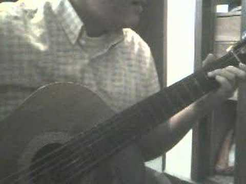 Parisienne Moonlight (Guitar cover)- Anathema