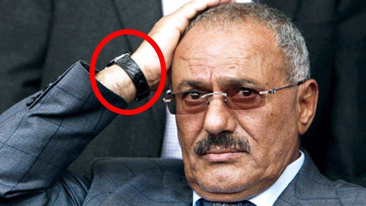 17 معلومة شخصية و اسرار لأول مره تعرفها عن علي عبدالله صالح الرئيس اليمني السابق