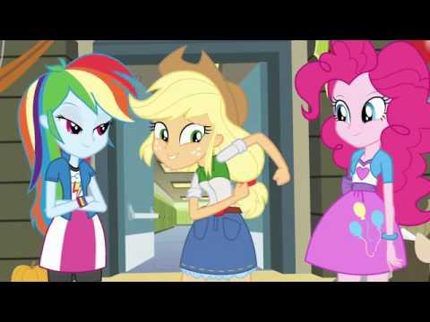 Девушки из эквестрии игры дружбы