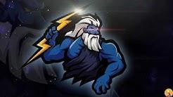 Zeus Mascot Logo | Esport | Speedart
