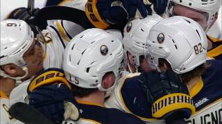 Gotta See It: Lehner makes save of the year in OT, Sabres score seconds later