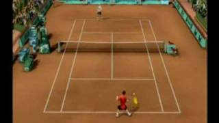 Wii TopSpin 2