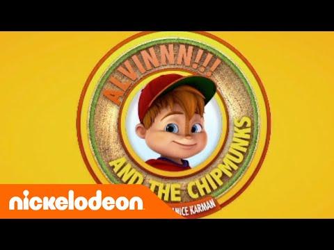 ALVINNN! e i Chipmunks | La sigla in italiano | Nickelodeon