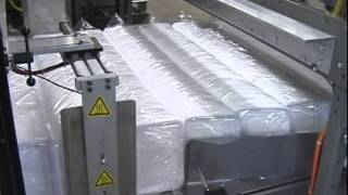 Model 501 - 601 Tray Packaging System - Rennco Packaging