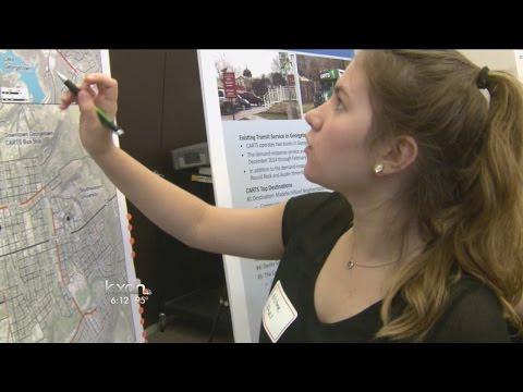 Georgetown Transit Plans