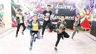 #Jaipur_Dance_Academy /Dance On Chamma Chamma /kids Dance /Full Song /Choreography