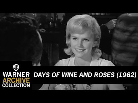 Days of Wine And Roses (1962) – Brandy Alexanders