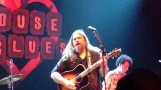 The White Buffalo the whistler live house of blues sunset 2