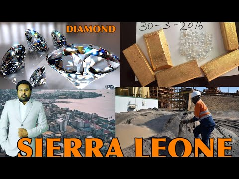 Start your Business in Diamond, Gold, Bauxite Mining. Become Millionaire from Sierra Leone.