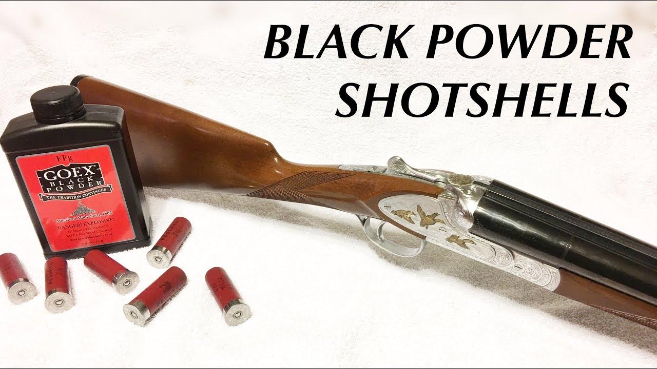 How To Make Black Powder Shotgun Shells    Cheap!
