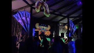 Psytrance dark - Jaumeth - Queen of Madness LIVE - part 1 (138 Bpm)