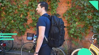 Pacsafe Venturesafe X40 Plus Review | Security Focused 40L Carry-On Travel Backpack