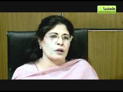 Interview with Prof. Dr. Ruskhsana Latafat Principal Govt. Islamia College for Woman (Part 2 of 6)