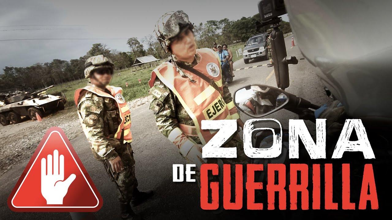 ZONA DE GUERRILLA 🔥 FRONTERA COLOMBIA - VENEZUELA | ¿Es peligroso viajar ahí? ||E92 Vuelta al Mundo