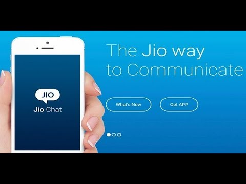 jio chat | how to use jio chat in hindi