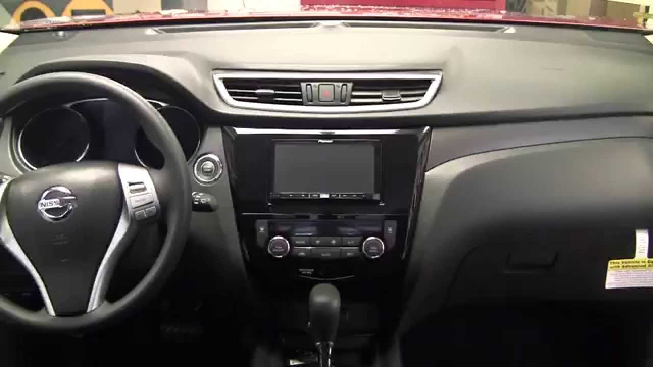 Metra Nissan Rogue kit 95 and 99-7622HG - YouTube