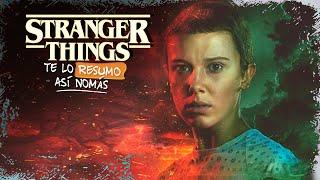 Te Lo Resumo Así Nomás#65 | Stranger Things