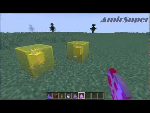 Как с помощью командного блока сделать лаки блоки 65