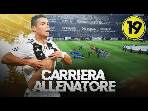 JUVE: APPUNTAMENTO CON LA TRADIZIONE - La mia Carriera #19 (FIFA 19)