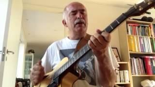 "Finn Poulsen Blues guitar: ""I"