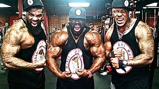 Chest Workout: Kali Muscle +The Beast +Thaiga