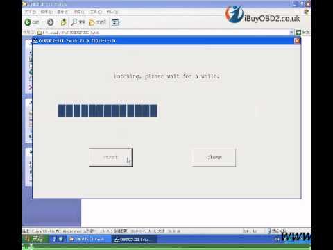 Bluetooth Nissan Consult 3 III Professional Diagnostic Tool software setup