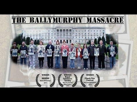 The Ballymurphy Massacre - RTS Award Winning Documentary
