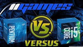 Pentium G4500 vs i5-6500 | GTX 970 OC | 2560 x 1440 | in 11 Games