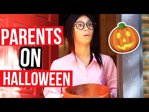 THINGS PARENTS DO ON HALLOWEEN | MYLIFEASEVA