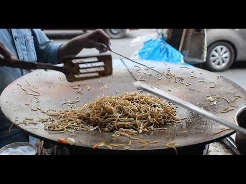 Kolkata Street Food | Chowmein | Solo Travel Diaries