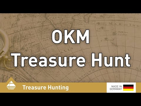 La caza del tesoro de un tesoro perdido nazi