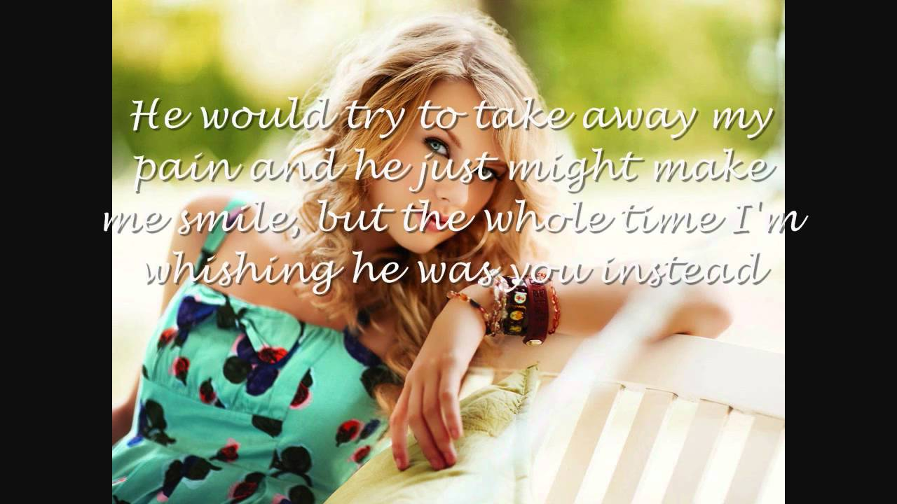 Taylor Swift - Haunted (lyrics)