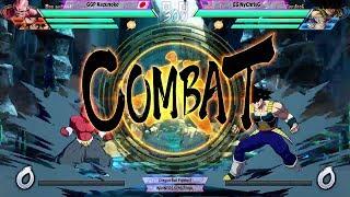 DragonBall FighterZ: StunFest 2018 (Top 8) GO1, Dogura, Tachikawa, Momochi