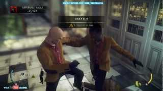 Hitman Absolution Kills Montage