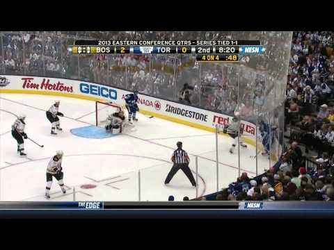 Bruins-Leafs Game 3 2013 ECQF Highlights 5/6/13