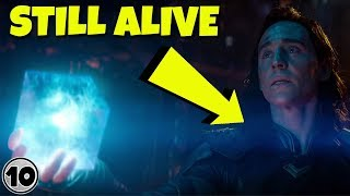 Top 10 Loki Fan Theories That Will Make You Question Everything