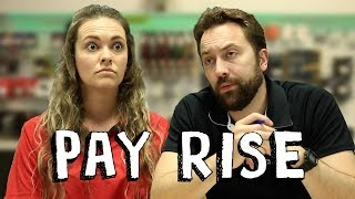 Pay Rise - Bored Ep 93 (How to ask for a raise) | Viva La Dirt League (VLDL)