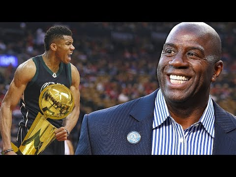 Lakers & Magic Johnson Fined for Complementing Giannis Antetokounmpo!