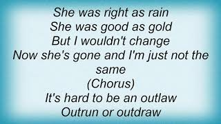 Watch Tracy Lawrence Its Hard To Be An Outlaw video