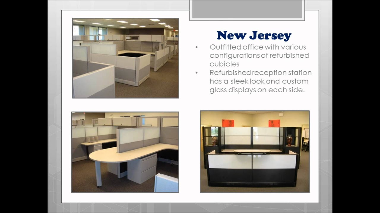 New Jersey Used Office Furniture By Ethosource