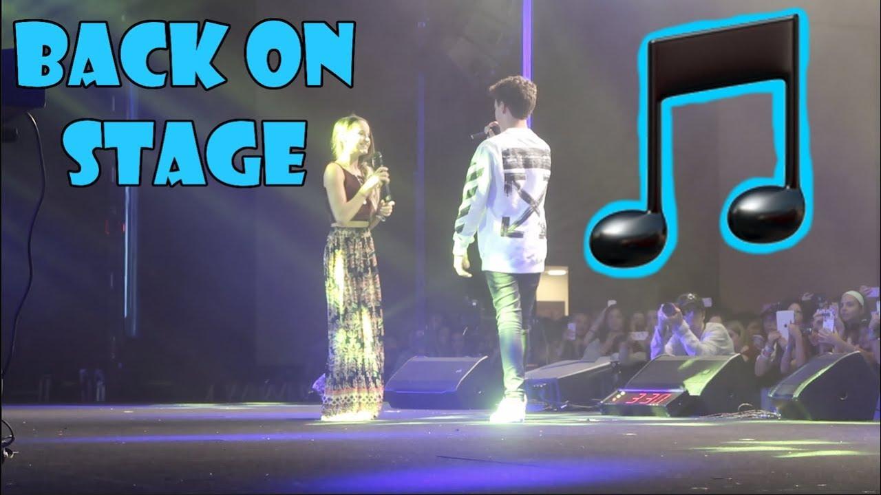 Back on Stage 🎵 (WK 348.5) | Bratayley