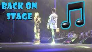 Back on Stage 🎵 (WK 348.5) | Bratayley