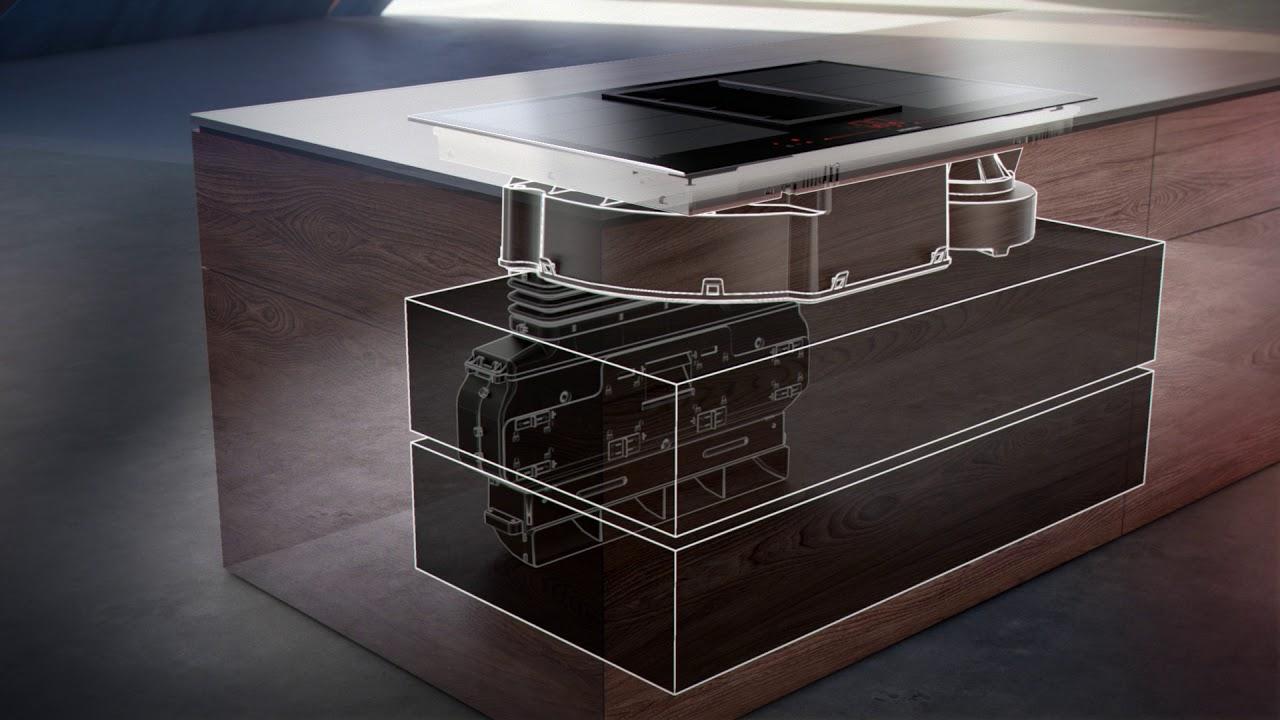 Siemens Cooktop Ventilation You